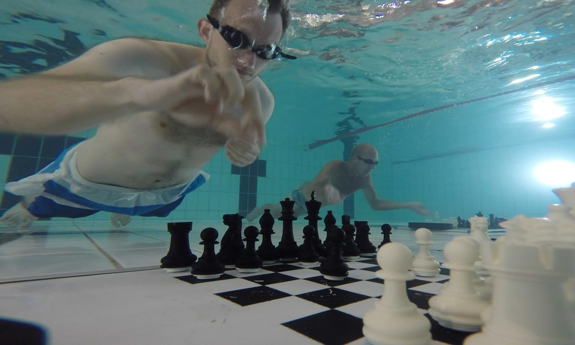 Diving Chess
